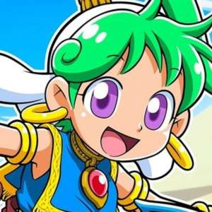 Test : Wonder Boy Asha in Monster World, le rab du passé