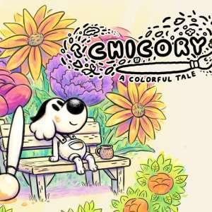 Test : Chicory : A Colorful Tale mélange le doux et les couleurs
