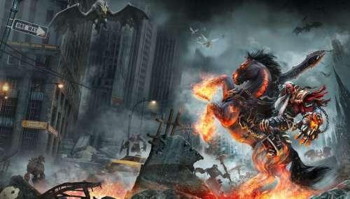 Test - Darksiders sur Switch : un Guerre comme vous ne l'avez jamais vu