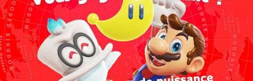 Soluce - Toutes les lunes et les pièces violettes dans Super Mario Odyssey