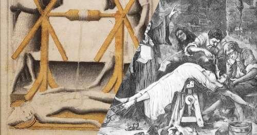 QUIZ : Pour quelle torture médiévale chacun de ces instruments était utilisé ?
