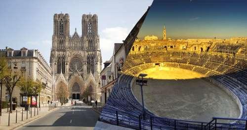 QUIZ : Trouverez-vous le nom de ces villes françaises à l'époque romaine ?