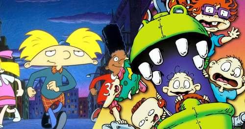 QUIZ : À quel point vous souvenez-vous des dessins animés des années 90 ?