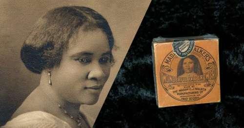 C.J. Walker, cette fille d'esclaves devenue première femme millionnaire des États-Unis