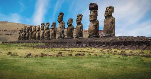Percez les secrets de l'Île de Pâques, l'un des endroits les plus mystérieux au monde