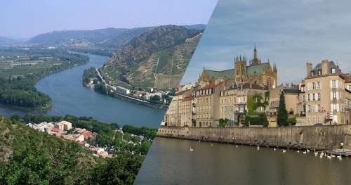 QUIZ : Trouverez-vous dans quelles villes françaises passent ces fleuves ?