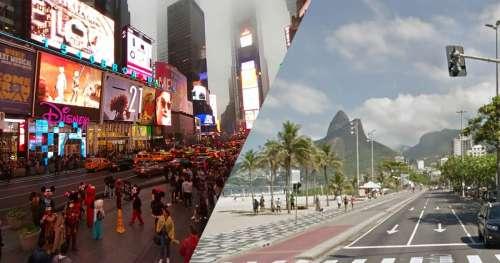 QUIZ : Saurez-vous reconnaître ces grandes villes à partir de Google Street View ?