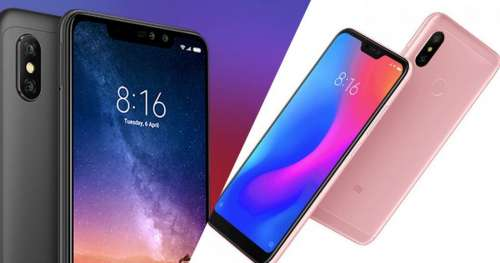 Bon plan : le smartphone polyvalent Xiaomi Redmi Note 6 Pro est disponible à seulement 158 €*