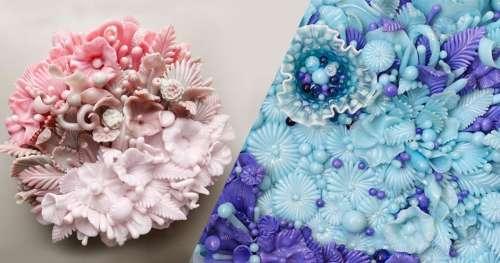 Ces sublimes sculptures en verre vont vous plonger dans un monde enchanté