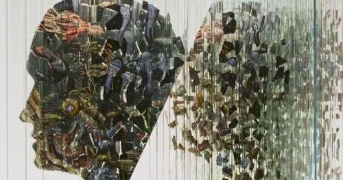 Cette sculpture énigmatique illustre toute la complexité de l'esprit humain