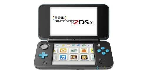 Ce pack Nintendo 2DS XL + 3 jeux incontournables est en promotion pour les French Days