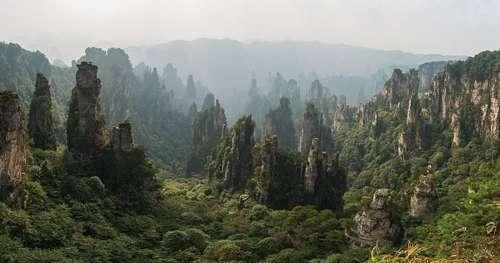 Le saviez-vous ? Les montagnes de Pandora dans Avatar sont inspirées d'un lieu qui existe réellement