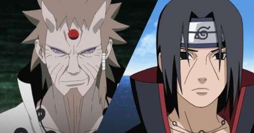 Top 10 des personnages les plus puissants dans Naruto