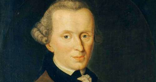 Le saviez-vous ? Le célèbre philosophe Emmanuel Kant est aussi l'inventeur du porte-jarretelles