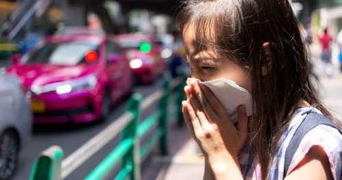 La pollution due au scandale Volkswagen a eu de très graves conséquences sur la santé des enfants