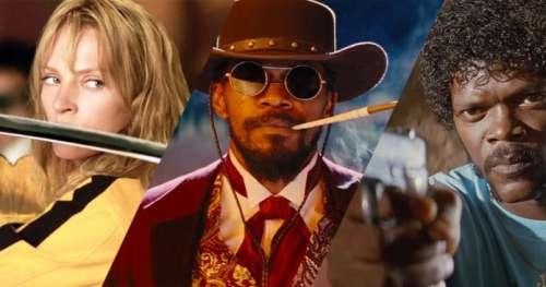 Top 10 des meilleurs films de Tarantino pour faire le plein d'hémoglobine !
