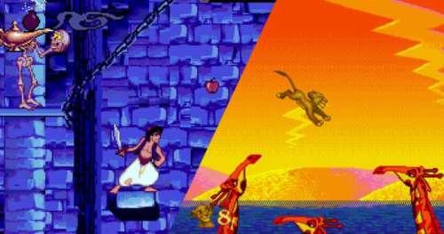 Les versions classiques d'Aladdin et du Roi Lion débarquent bientôt sur PS4, Xbox One et Switch