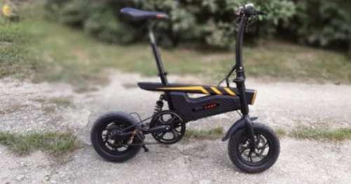 BON PLAN : bénéficiez d'une belle promotion de 578 €* sur ce vélo électrique pliable