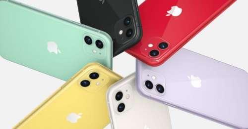 BON PLAN : Pour la première fois, les iPhone 11 sont en promo sur Amazon, foncez !