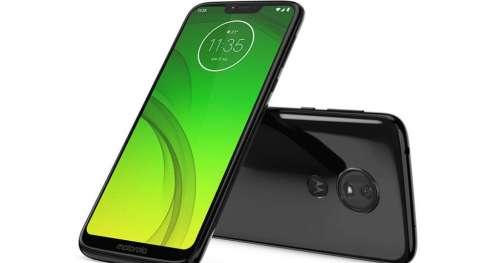 BON PLAN : changez de smartphone sans vous ruiner avec le Motorola G7 à 179 € seulement !