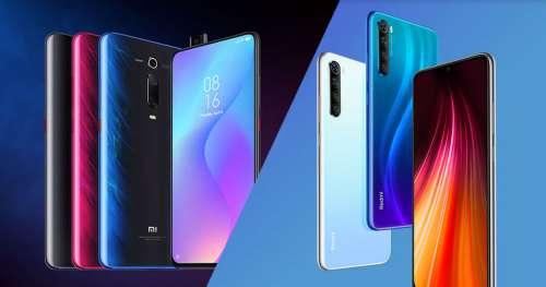 Promotions Gearbest du jour : 6 smartphones Xiaomi qui vous feront craquer
