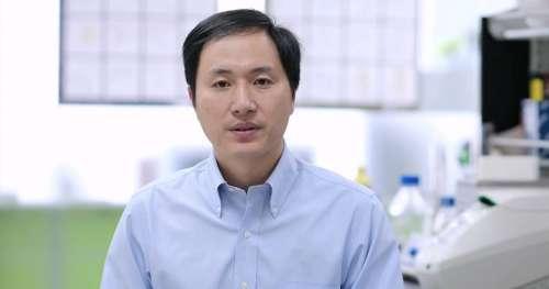 Trois ans de prison pour le scientifique chinois à l'origine des bébés génétiquement modifiés