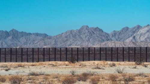 Trump anéantit les terres sacrées amérindiennes pour la construction de son mur