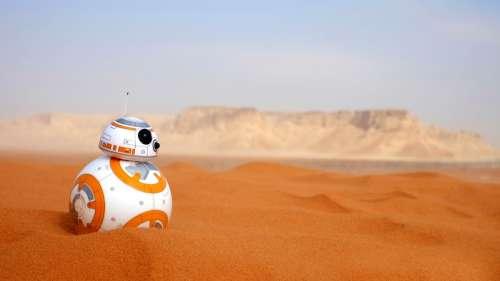 Voyagez à travers les lieux de tournage mythiques de la saga Star Wars