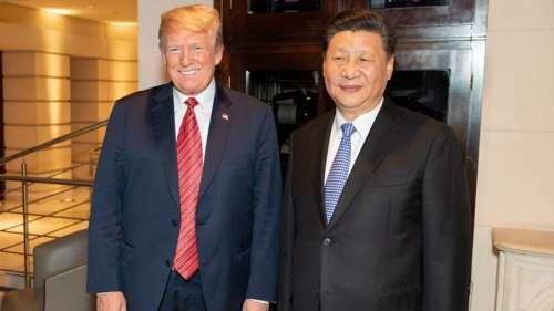 Le coronavirus, nouveau motif de «guerre» entre les États-Unis et la Chine