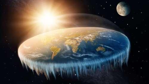Comment serait la vie si la Terre était plate ?
