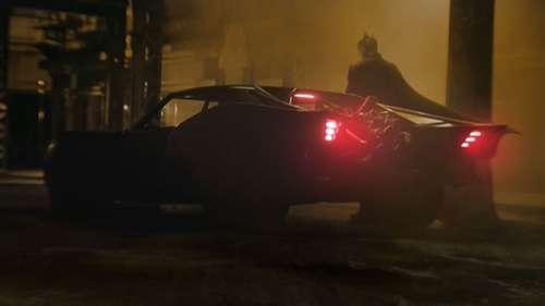 La nouvelle Batmobile du prochain film The Batman vient d'être dévoilée