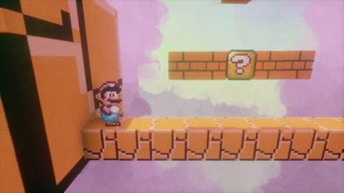 Sony doit retirer toutes les créations Mario sur le jeu Dreams après une plainte de Nintendo