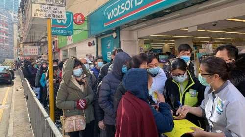 10 produits sur lesquels les Hongkongais se sont rués pendant l'épidémie de coronavirus