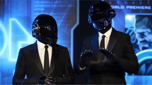 Après 7 ans d'absence, les Daft Punk font leur grand retour
