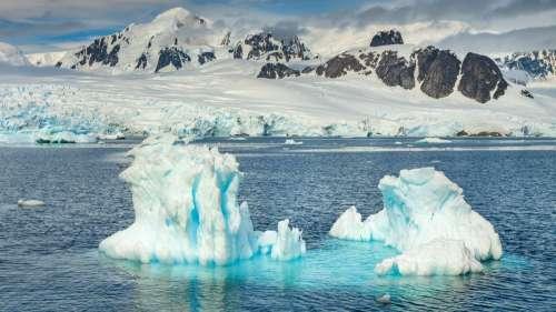 La pollution plastique envahit de plus en plus l'Antarctique