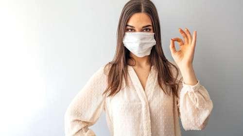 Le masque made in France réutilisable 100 fois