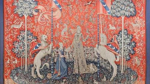 Découvrez l'énigmatique Dame à la licorne, chef-d'œuvre du Moyen Âge