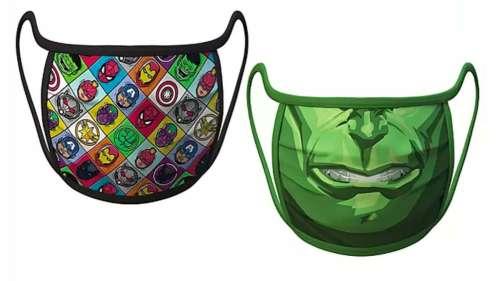 Disney lance des masques de protection à l'effigie de vos héros préférés