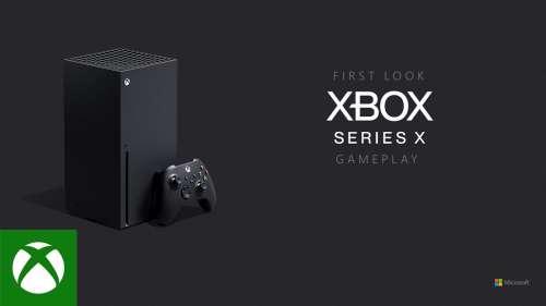 Xbox Series X : elle dévoile enfin ce qu'elle a dans le ventre avec un trailer de 27mn !