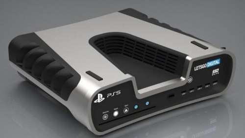 Magnifique concept de ce à quoi pourrait ressembler la future PS5 de Sony