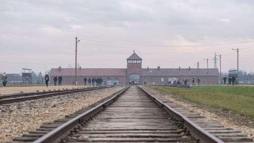 Des objets dissimulés par des prisonniers découverts à Auschwitz