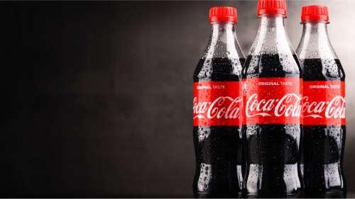 Coca-Cola développe de nouvelles bouteilles 100% végétales capables de se dégrader en un an