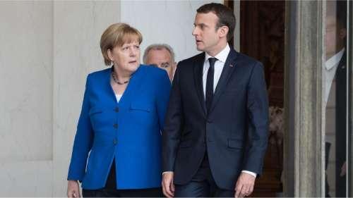 Merkel et Macron soumettent un plan de relance historique de 500 milliards d'euros face à la crise