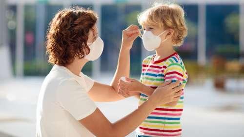 Depuis aujourd'hui, vous pouvez acheter des masques dans la plupart des grandes surfaces