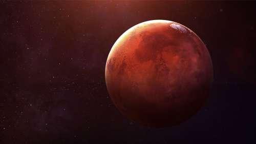 Y avait-il des traces de vie sur Mars il y a 4 milliards d'années ?