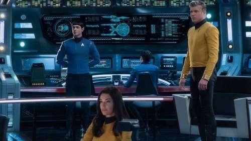 Le nouveau spin-off Star Trek : Strange New Worlds en cours de développement