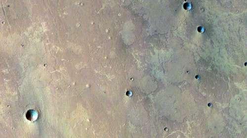 La boue martienne se comporte comme la lave terrienne
