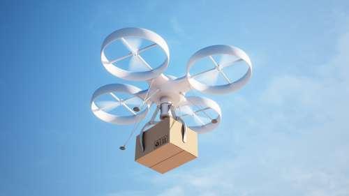 Amazon peut désormais tester la livraison par drone aux États-Unis