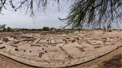 Le changement climatique a entrainé la disparition d'une civilisation antique majeure