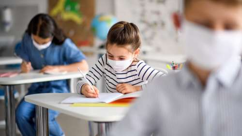 Coronavirus : 22 établissements scolaires ont déjà fermé leurs portes depuis la rentrée